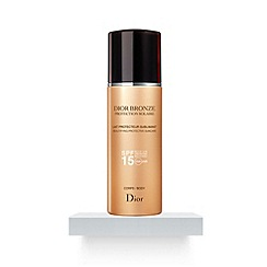 DIOR - Dior Bronze Beautifying protective suncare - Body SPF15 200ml