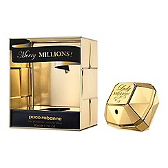 Paco Rabanne - Lady Millions EDP 80ml Collector Christmas gift set