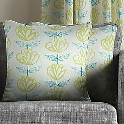 Montgomery - Lindon Green 'Amelie' Cushion Covers