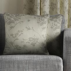 Montgomery - Red 'Salisbury' Cushion Cover