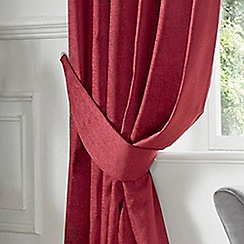 Ashley Wilde - Wine 'Madison' Curtain Tieback