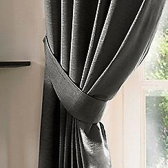 Ashley Wilde - Slate 'Nevin' Curtain Tieback