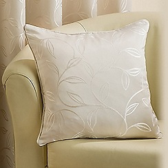 Joshua Thomas - Natural 'Elizabeth' Cushion Cover