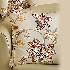 Joshua Thomas - Spice 'Jacobean' Cushion Cover
