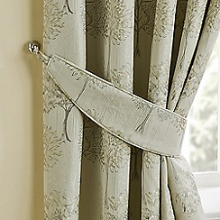 Joshua Thomas - Natural 'Arden' Curtain Tieback
