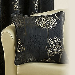 Joshua Thomas - Jet 'Arden' Cushion Cover