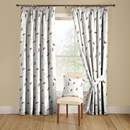 Ruby 'Marisa' lined curtains with pencil heading