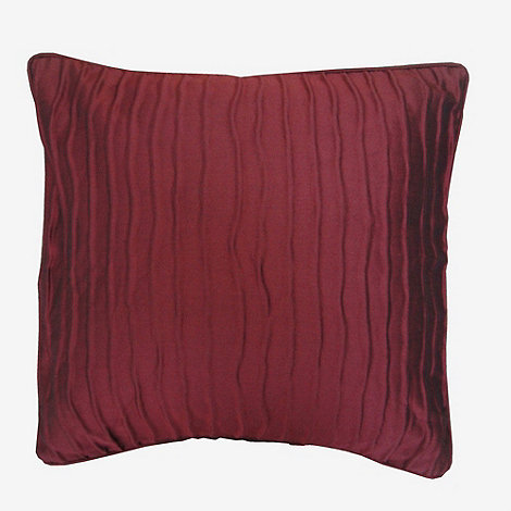 Montgomery - Red +Orleans+ cushion cover