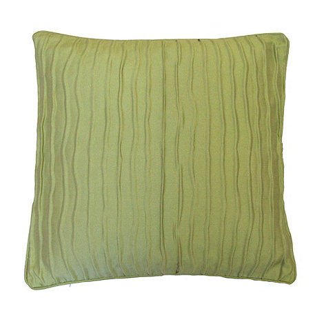 Montgomery - Lime +Orleans+ cushion cover