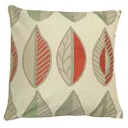 Terracotta 'Kyra' cushion cover