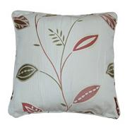 Terracotta 'Leonie' cushion cover