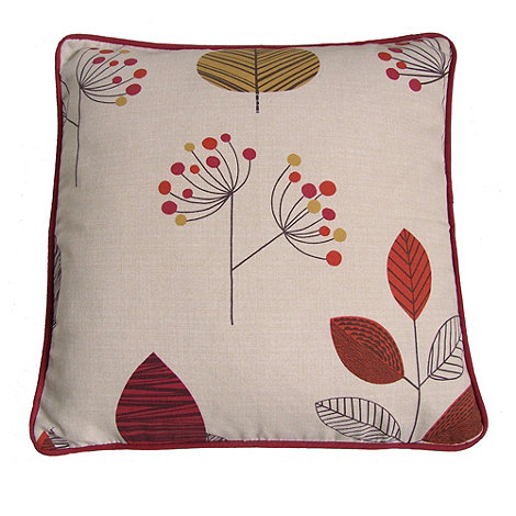 Montgomery - Terracotta +Cleo+ cushion cover