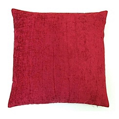 Montgomery - Red 'Vogue' cushion cover