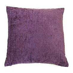 Montgomery - Aubergine 'Vogue' Cushion Covers
