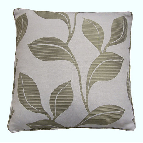 Montgomery - Lime +Paradiso+ cushion cover