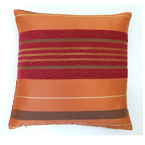 Montgomery - Terracotta +Spectrum+ cushion cover