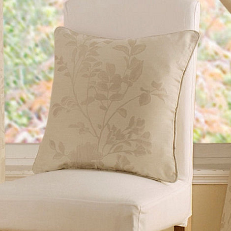Montgomery - Natural +Willow+ Cushion Cover