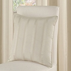 Montgomery - Natural 'Orbit' cushion cover