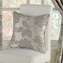 Montgomery - Grey 'Medici' cushion cover