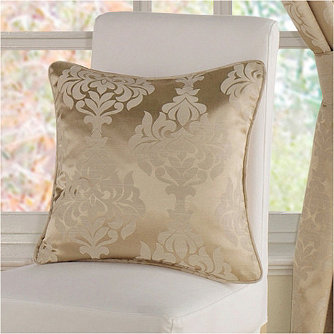 Montgomery - Gold +Realm+ cushion cover