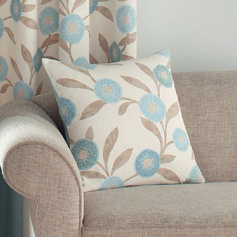 Montgomery - Teal +Solo+ cushion cover