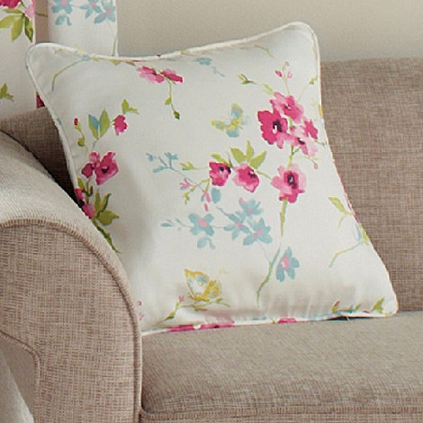 Montgomery - Pink +Cherry Blossom+ cushion cover