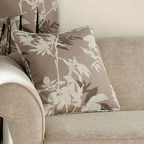 Montgomery - Linen +Catkin+ cushion cover