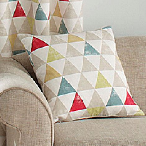 Montgomery - Multi Colour +Hiphop+ cushion cover