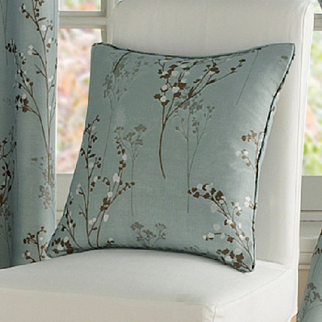Montgomery - Duck egg +Pollen+ cushion cover