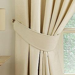 Montgomery - Cream 'Glamour' Curtain Tieback