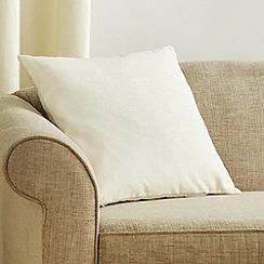 Montgomery - Cream 'Glamour' Cushion Cover