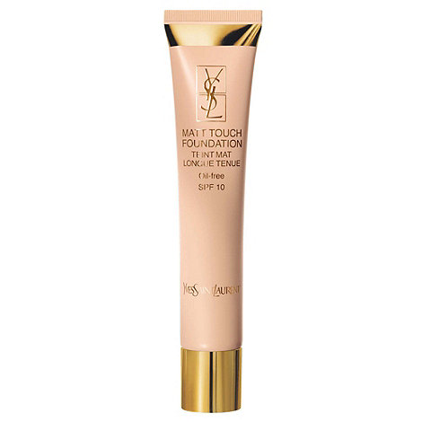 Yves Saint Laurent - Matt touch foundation