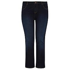 Dorothy Perkins - Dp curve indigo bootcut jeans