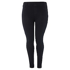 Dorothy Perkins - Dp curve blue/black jeggings