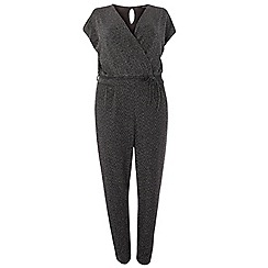 Dorothy Perkins - Dp curve black and navy jumpsuit