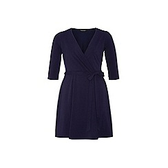 Dorothy Perkins - Dp curve navy wrap dress