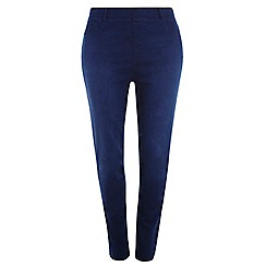 Dorothy Perkins - Dp curve bright blue jeggings