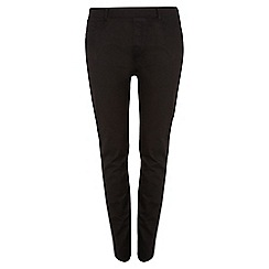 Dorothy Perkins - Dp curve short black jegging