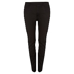 Dorothy Perkins - Dp curve long black jegging