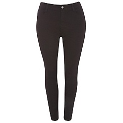 Dorothy Perkins - Curve black super stretch jeans