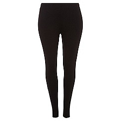 Dorothy Perkins - Curve black leggings
