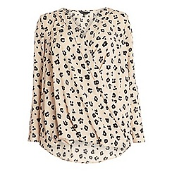 Dorothy Perkins - Dp curve neutral animal print
