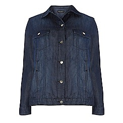 Dorothy Perkins - Dp curve indigo denim jacket