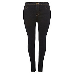 Dorothy Perkins - Dp curve indigo authentic skinny jeans
