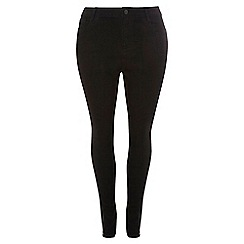 Dorothy Perkins - Dp curve black high waisted skinny jean