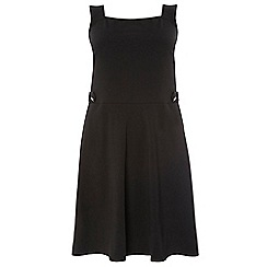 Dorothy Perkins - Dp curve black fit and flare sundress