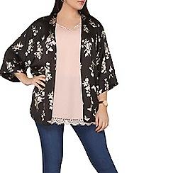 Dorothy Perkins - Curve butterfly kimono jacket
