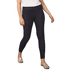 Dorothy Perkins - Curve indigo denim leggings