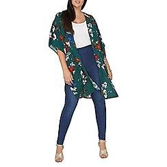 Dorothy Perkins - Multicoloured floral print kimono