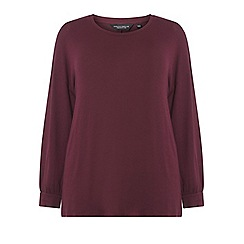 Dorothy Perkins - Curve batwing soft touch top